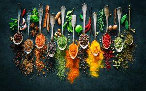 Para perder peso, substitua o sal por condimentos