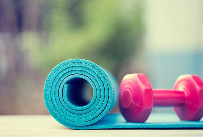 5. Faça exercício físico