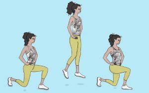 Exercícios para queimar gordura em 10 minutos
