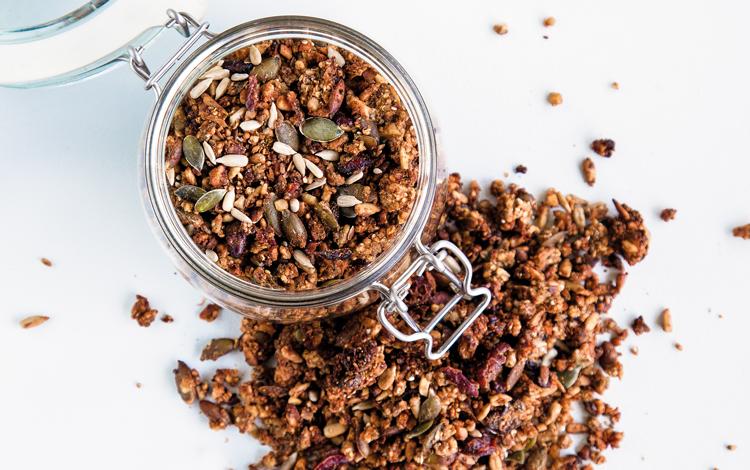 Como fazer uma granola saudável