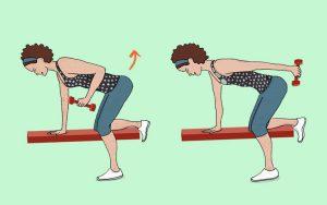 Exercícios para fortalecer o músculo do adeus