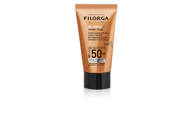 UV - Bronze Visage (40 ml) - Filorga