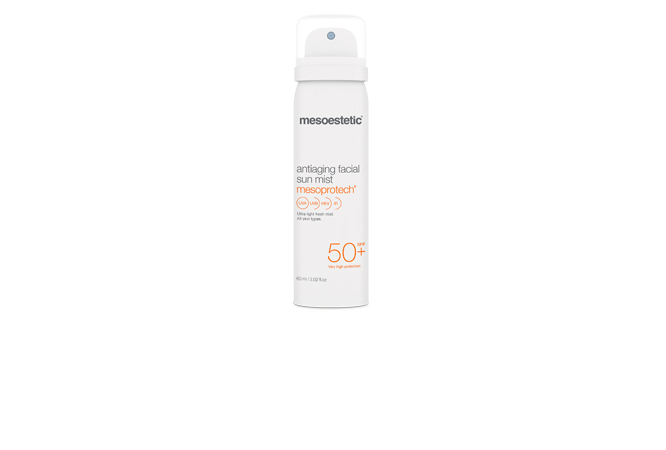 Mesoprotech Antiaging Facial Sun Mist (60 ml) - Mesoestetic