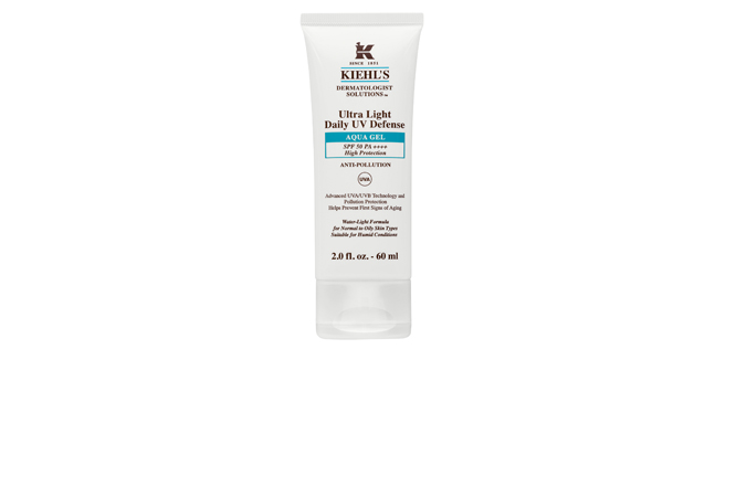 Ultra Light Daily UV Defense Aqua Gel (60 ml) - Kiehl's