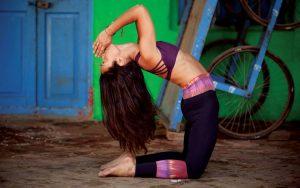 Filipa Veiga; O yoga mudou a minha vida