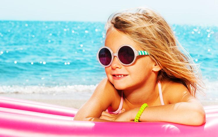 como comprar óculos de sol infantis