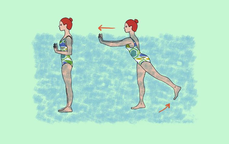 treinar na praia