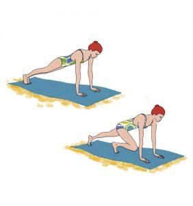 treinar na praia - montanhista