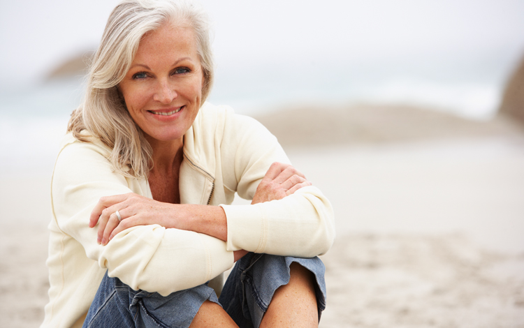 A idade da menopausa