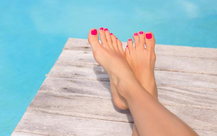 Não quer ter os pés inchados? Faça isto