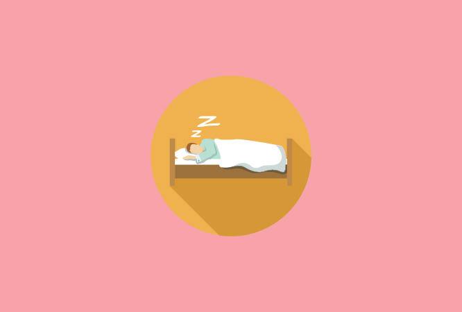 Faça uma boa higiene de sono