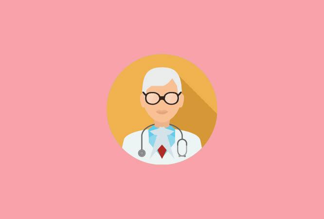 Faça visitas regulares ao seu médico assistente