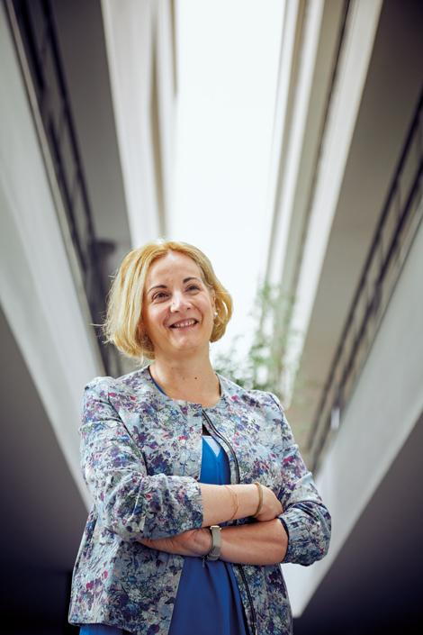 Maria José da Silveira Núncio, socióloga
