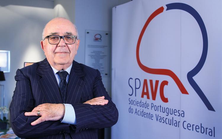 José Castro Lopes: «As pessoas pensam que o AVC só acontece aos outros»