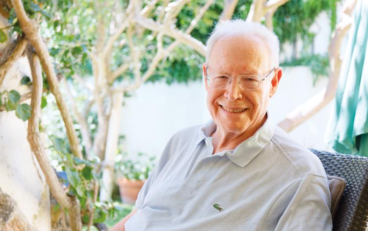 Manuel Carrageta, médico cardiologista, presidente da Fundação Portuguesa de Cardiologia