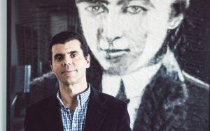 Diogo Telles Correia, psiquiatra