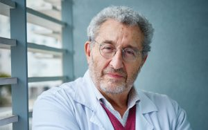 Nuno Monteiro Pereira, médico urologista