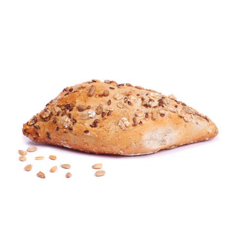 Pão de cereais ancestrais