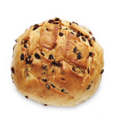 pão de passas